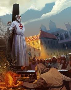 """Résultat de recherche d'images pour """"les Templiers 1307"""""""